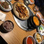 韓国 ソウルで一人でも安心して食べられるオススメの焼肉屋さん 王妃家