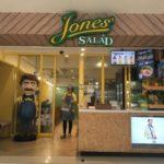 バンコク シーロムで野菜を取るならJone's Saladがオススメ
