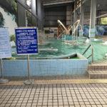 台北 玉成公園のプール