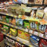 香港人は日本食が大好き。コンビニも日本製品が多い