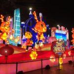 2018年 台北 ランタンフェスティバルの作品