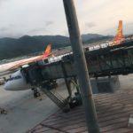 LCC並みの安さの香港航空を利用してみた part2