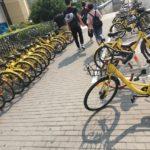 2018年現在の中国 北京の自転車、自動車事情