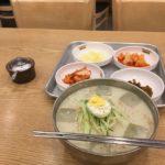 韓国 ソウル大入り口駅近くの24時間営業のレストラン