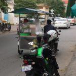 カンボジア プノンペンのトゥクトゥク(自動三輪車)事情