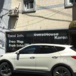 韓国ソウルのオススメホステル ドミトリー  ゲストハウス コリア (Guesthouse Korea)