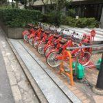 福岡 博多の観光にはシェアサイクルの利用がオススメ