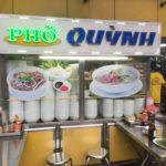 ホーチミンのオススメレストラン Pho Quynh